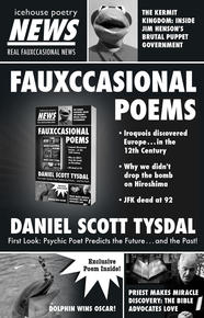 Book Cover Fauxccasional Poems