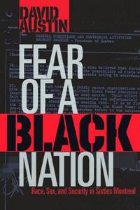 Book Cover Fear of a Black Nation