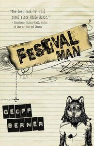 Book Cover Festival Man
