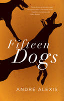 Book Cover Fifteen Dogs