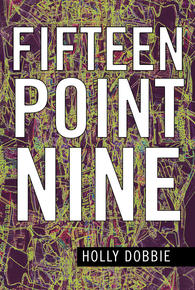 Book Cover Fifteen Point Nine