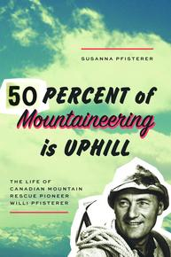 Book Cover Fifty Percent of Mountineering