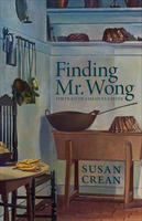 Book Cover Finding Mr. Wong