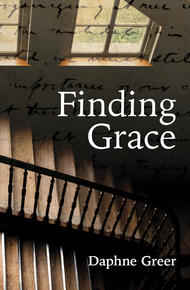 Book Cover Finding Grace