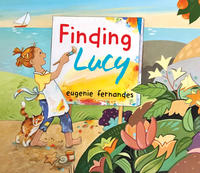 Book Cover Finding Lucy