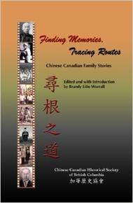 Book Cover Finding Memories Tracing Routes