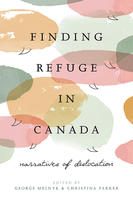 Book Cover FInding Refuge in Canada