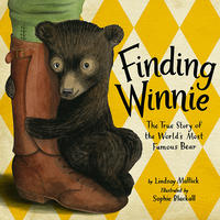 Book Cover Finding Winnie