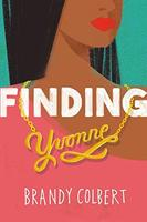 Book Cover Finding Yvonne