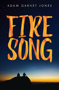 Book Cover Fire Song