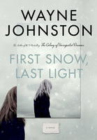 Book Cover First Snow Last Night