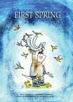 Book Cover First Spring