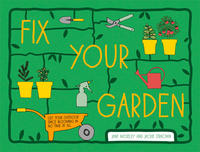 Book Cover Fix Your Garden