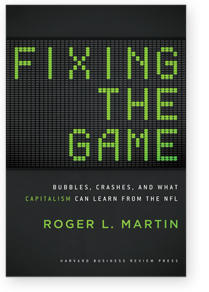 Book Cover Fixing the Game