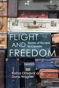 Book Cover Flight and Freedom