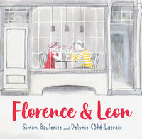Book Cover Florence and Leon