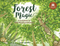 Book Cover Forest Magic