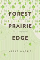 Book Cover Forest Prairie Edge