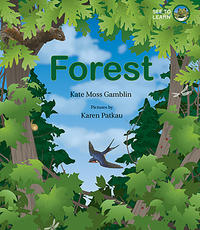 Book Cover Forest