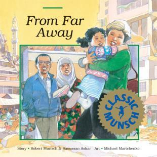 Book Cover From Far Away