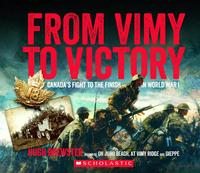Book Cover From Vimy to Victory