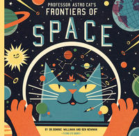 Book Cover Frontiers of Space