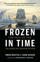 Book Cover Frozen in Time