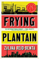 Book Cover Frying Plaintain
