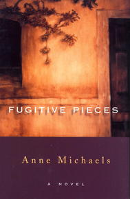 Book Cover Fugitive Pieces