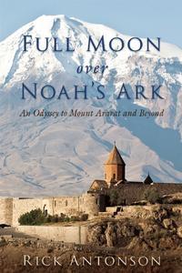 Book Cover Full Moon Over Noahs Art