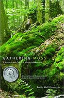 Book Cover Gathering Moss