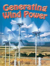 Book Cover Generating Wind Power