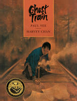 Book Cover Ghost Train