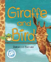 Book Cover Giraffe and Bird