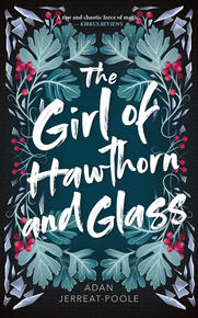 Book Cover Girl of Hawthorn and Glass