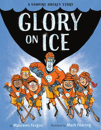 Book Cover Glory on Ice