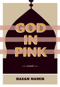Book Cover God in Pink