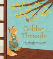 Book Cover Golden Threads