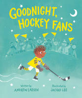 Book Cover Good Night Hockey Fans