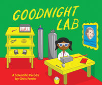 Book Cover Goodnight Lab