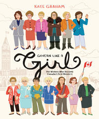 Book Cover Govern Like a Girl