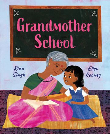 Book Cover Grandmother School