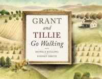 Book Cover Grant and Tillie Go Walking