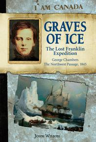 Book Cover Graces of Ice