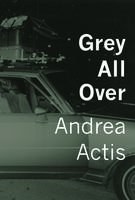 Book Cover Grey All Over