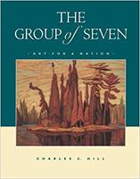 Book Cover Group of Seven Art for a Nation