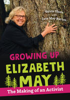 Book Cover Growing Up Elizabeth May