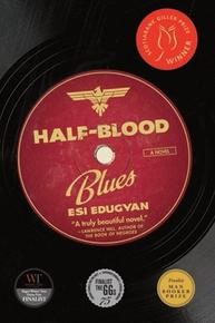 Book Cover Half Blood Blues