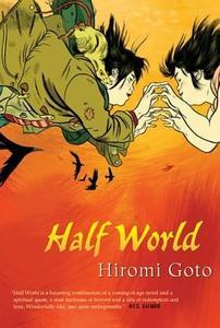 Book Cover Half-World