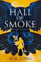 Book Cover Hall of Smoke